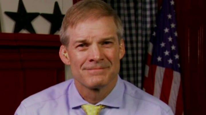 Jim Jordan: Americans sense chaos surrounding Biden
