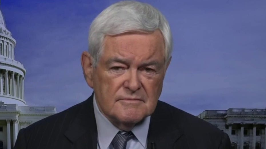 Gingrich on H.R. 1, corporate criticism on GOP election laws: It's all 'corrupt'