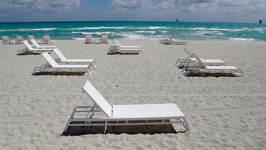 Coronavirus infects dozens of University of Texas spring breakers who chartered plane to Mexico