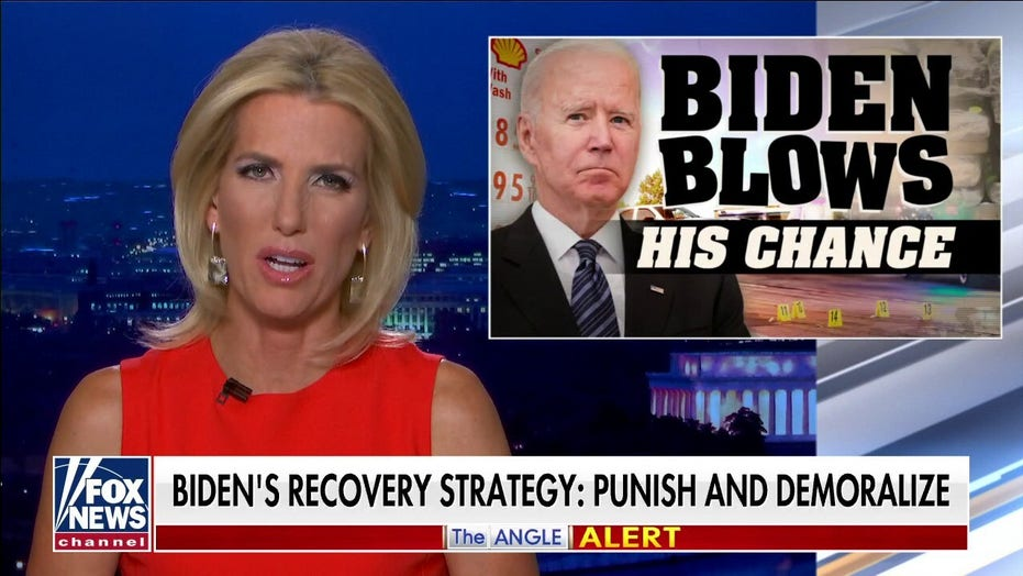 Biden has blown his chance