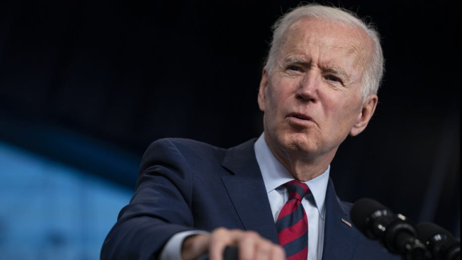 Biden White House 'progress' report conspicuously omits school re-openings