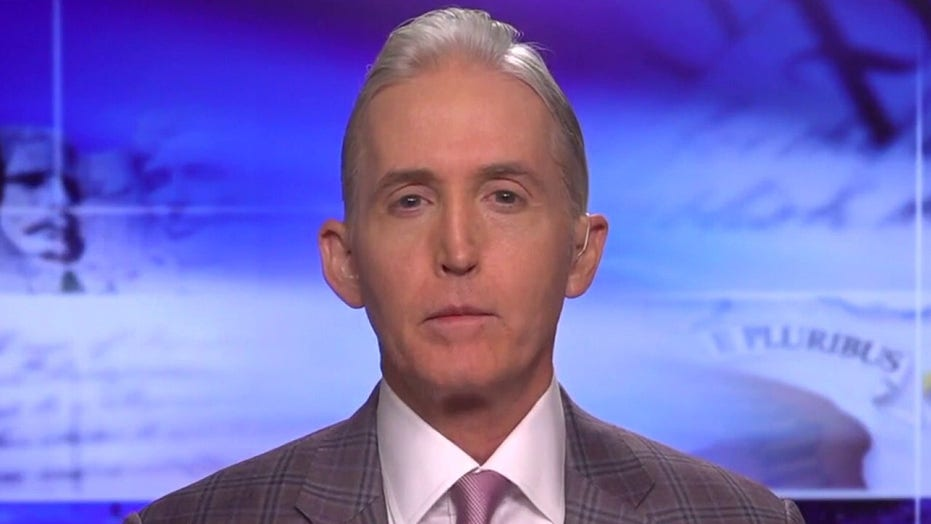 Trey Gowdy: Remember the images of those who would give everything they have to just be here