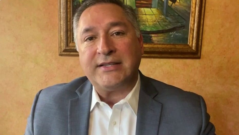 Mayor of McAllen, Texas says COVID numbers going up as border crisis worsens