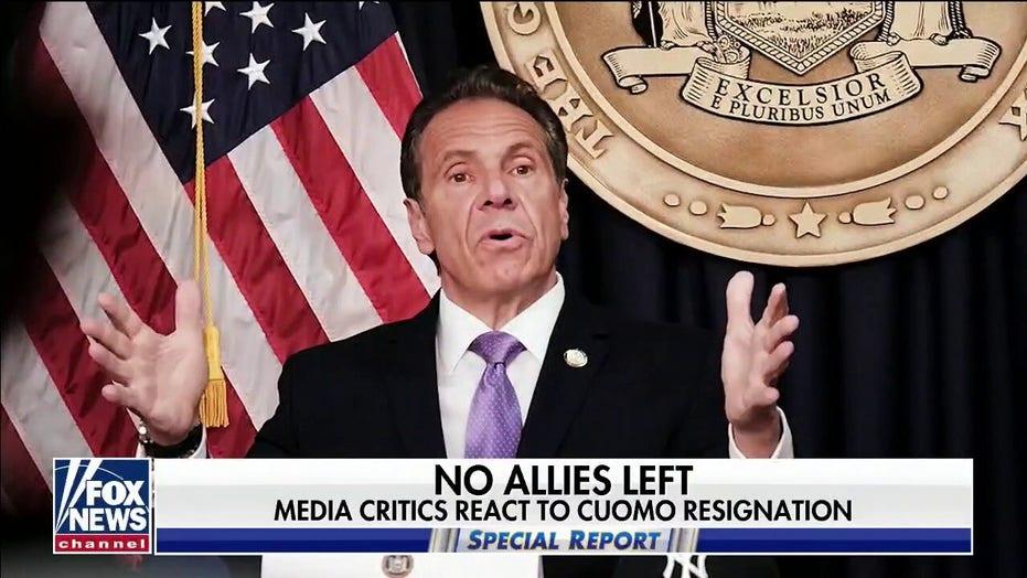 Cuomo, Avenatti, The Lincoln Project: The media's anti-Trump idols who've collapsed in disgrace