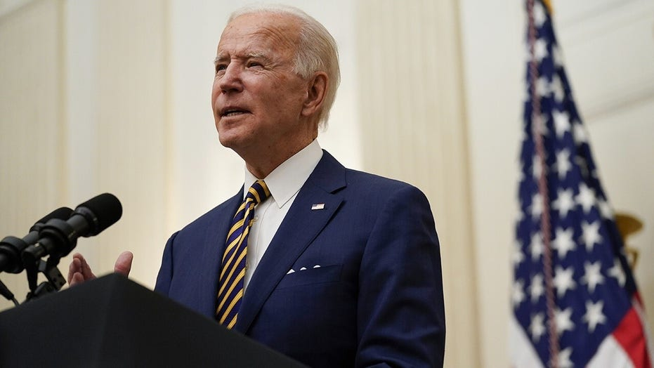 Biden, in Police Week statement, talks of 'deep sense of distrust' toward cops from Black Americans