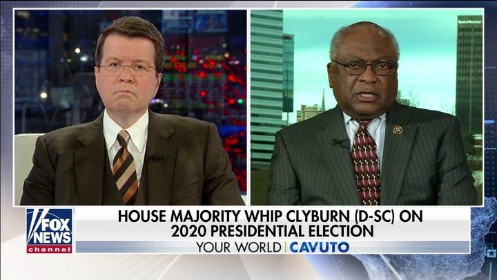 Rep. James Clyburn rips Trump economy: 'We were fully employed during slavery'