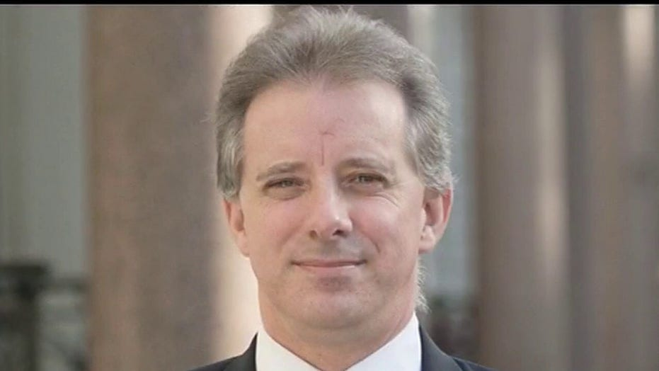 FBI agent in Trump-Russia's request for 'validation' of Steele reporting denied, left Crossfire Hurricane