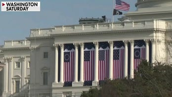 Security heightened ahead of President-elect Biden's inauguration