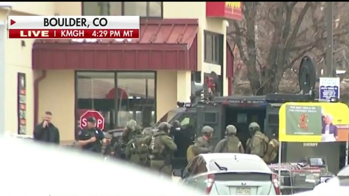 Multiple fatalities reported in Colorado grocery store shooting