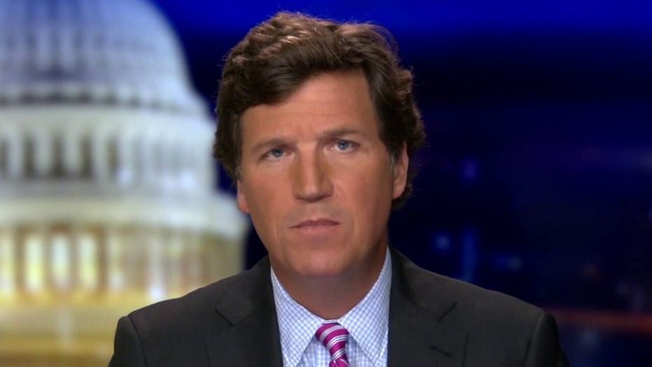 Tucker Carlson: Mainstream media disinformation more powerful and destructive than QAnon