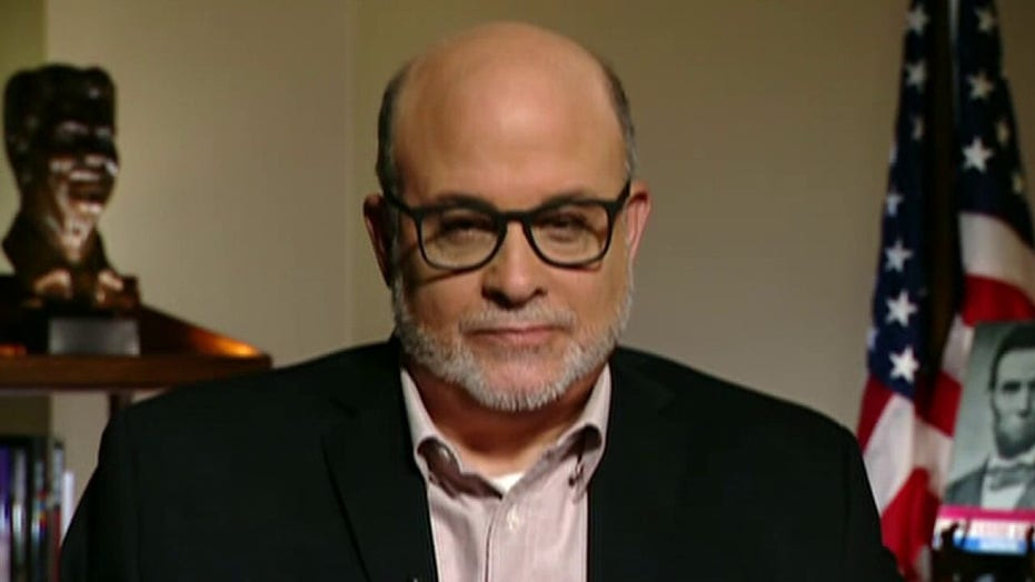 Mark Levin reacts to the AG Barr hearing, mail-in voting debate