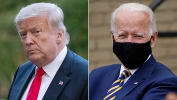 How polls are reacting to Trump, Biden campaign styles