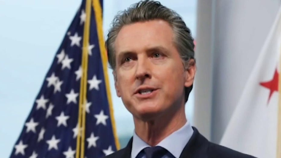 Push to recall California Gov. Newsom gaining steam: 'You have to see it to believe it'