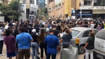 Lebanese protesters gather in wake of devastating explosion