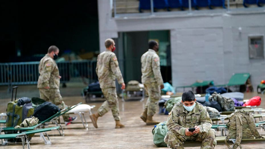 National Guard mobilized ahead of Hurricane Delta landfall