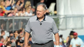 Golf legend Jack Nicklaus endorses Trump
