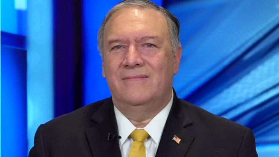 Pompeo on 'America's Newsroom': Risk of something else leaking from Wuhan lab 'very real'
