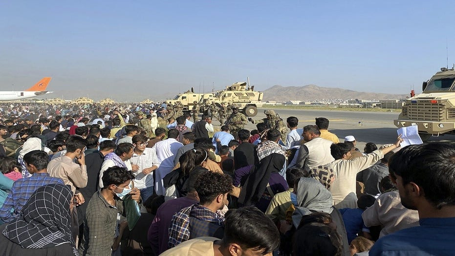 Afghan death toll now at least 95 following Kabul airport bombing; 13 US service members dead