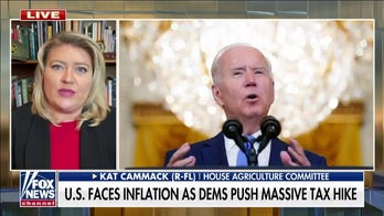 Rep. Cammack: Democrats are 'hell-bent on bankrupting' the US