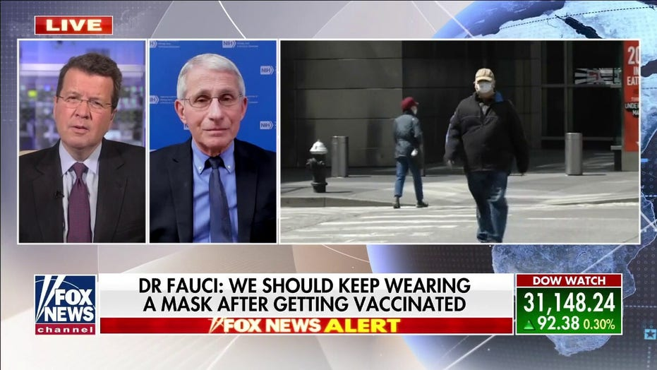 Fauci: Children can go back to school 'without necessarily having everyone vaccinated'