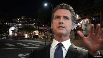 How should California police enforce state's COVID-19 curfew?
