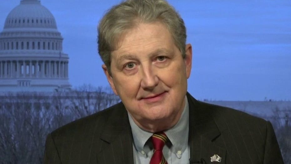 Kennedy: Democrats, some Republicans 'have their bowels in an uproar' over Trump not conceding