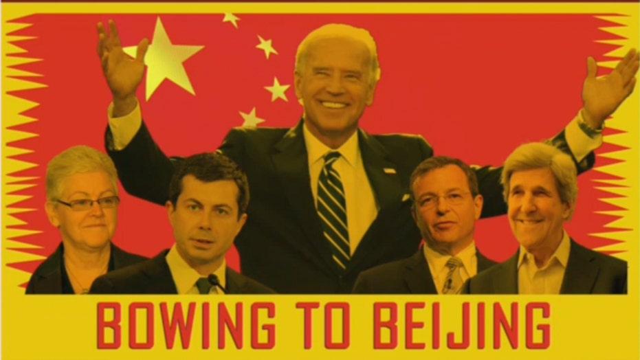 Ingraham: Biden naming ex-Disney boss Iger China ambassador would be latest 'bow to Beijing'