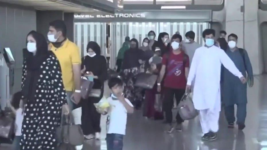Fort McCoy hit by case of measles amid Afghan refugee resettlement effort