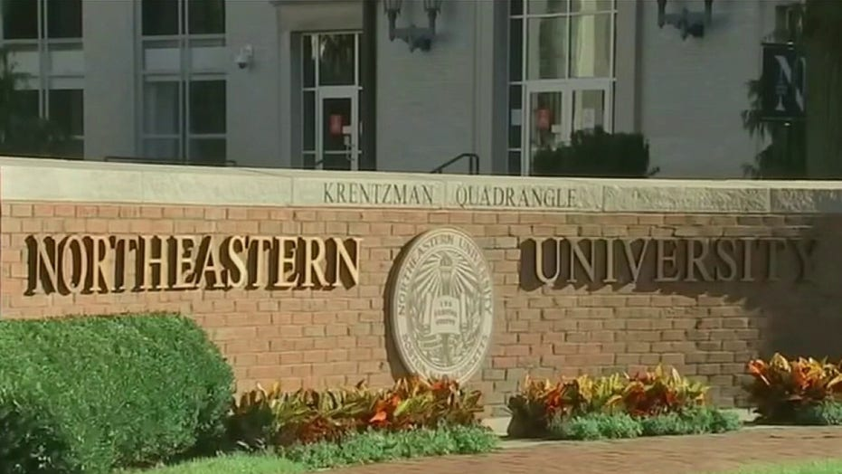 Northeastern University suspends 11 students for hotel room party