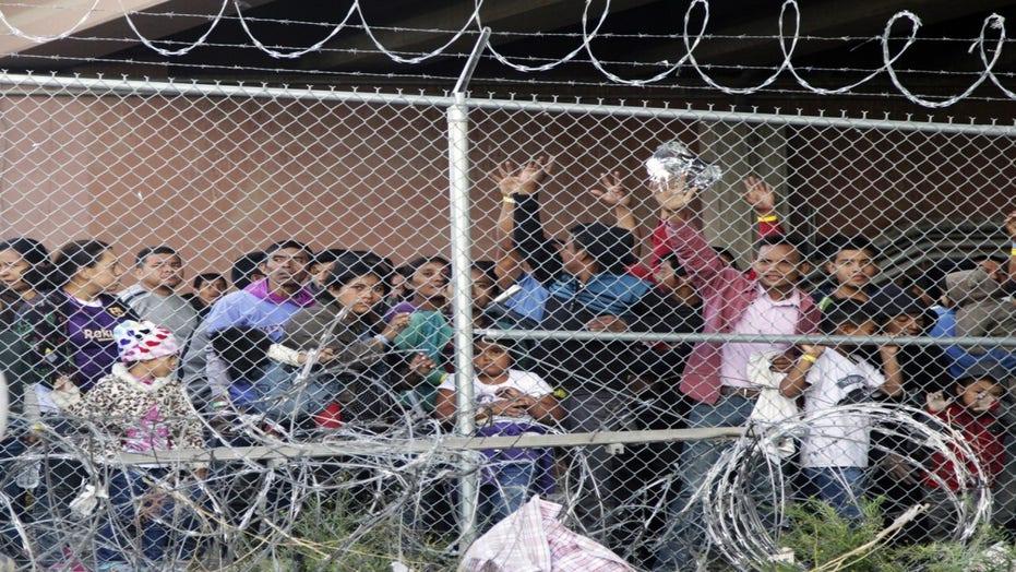Sen. Joni Ernst says the border crisis creates a national security crisis