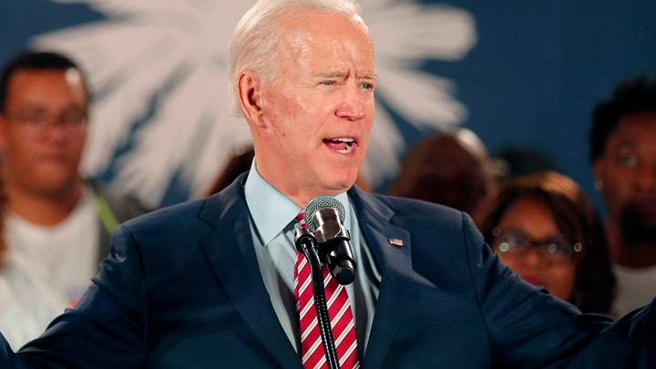 Biden donors 'panicking' after New Hampshire loss