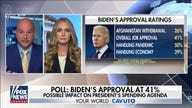 Biden's Afghanistan withdrawal could negatively impact his spending agenda: Kaylee White