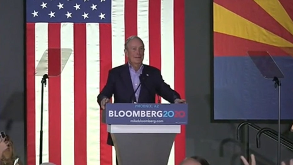 How Bloomberg used his wealth to change Democrat debate rules
