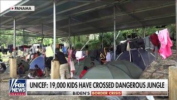 UNICEF: 19,000 migrant children have crossed through Darien Gap