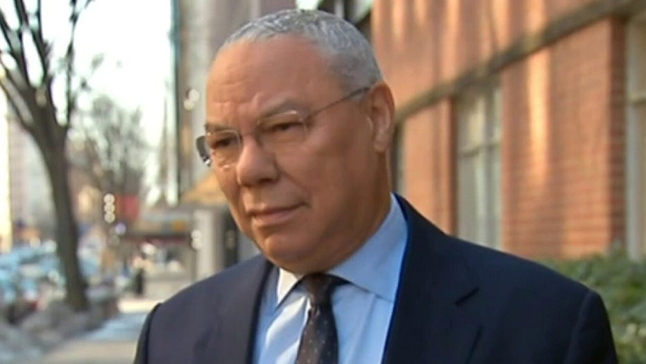Colin Powell, former secretary of state, dead at 84 from COVID-19 complications