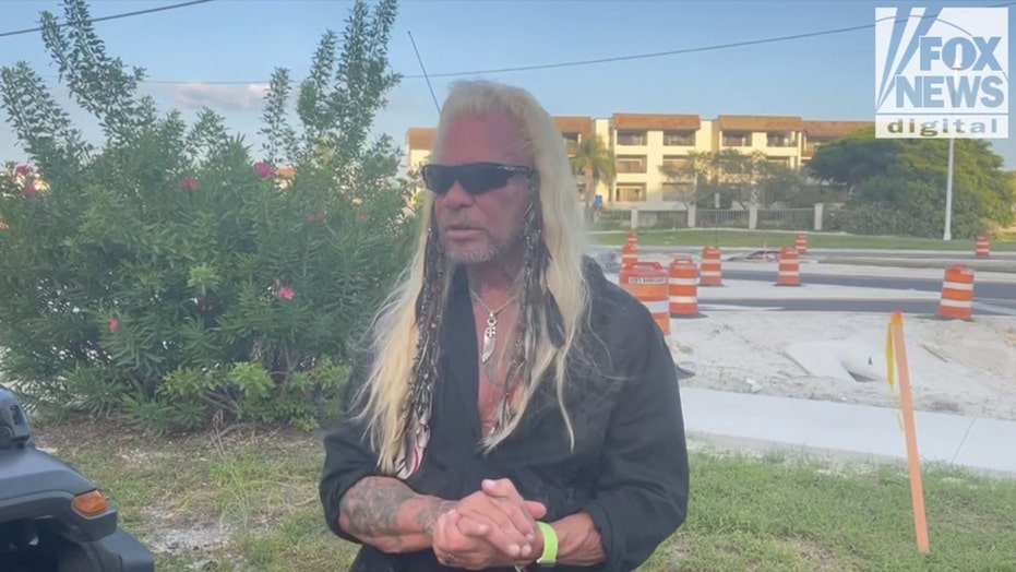 Brian Laundrie manhunt: Tipster sends Dog the Bounty Hunter to Florida campground 75 miles from family home