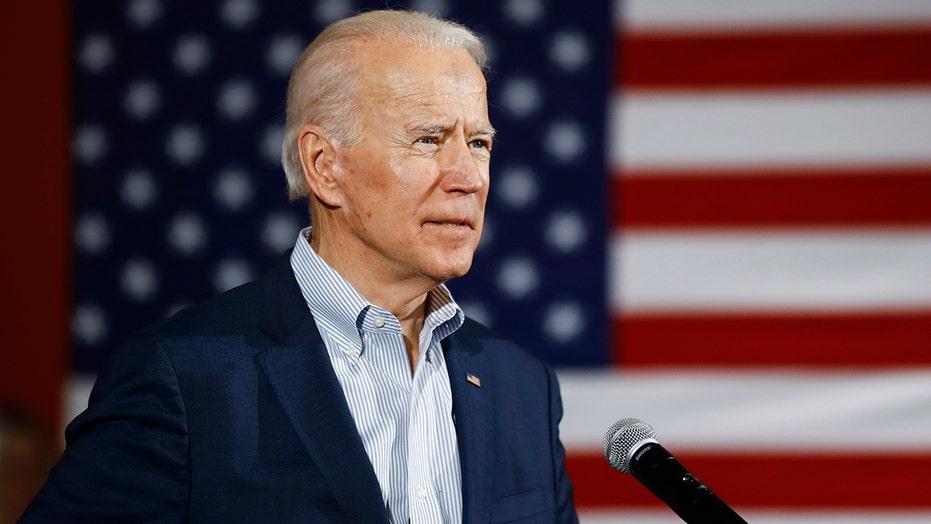 Biden's surge among black voters shrinks ahead of South Carolina primary