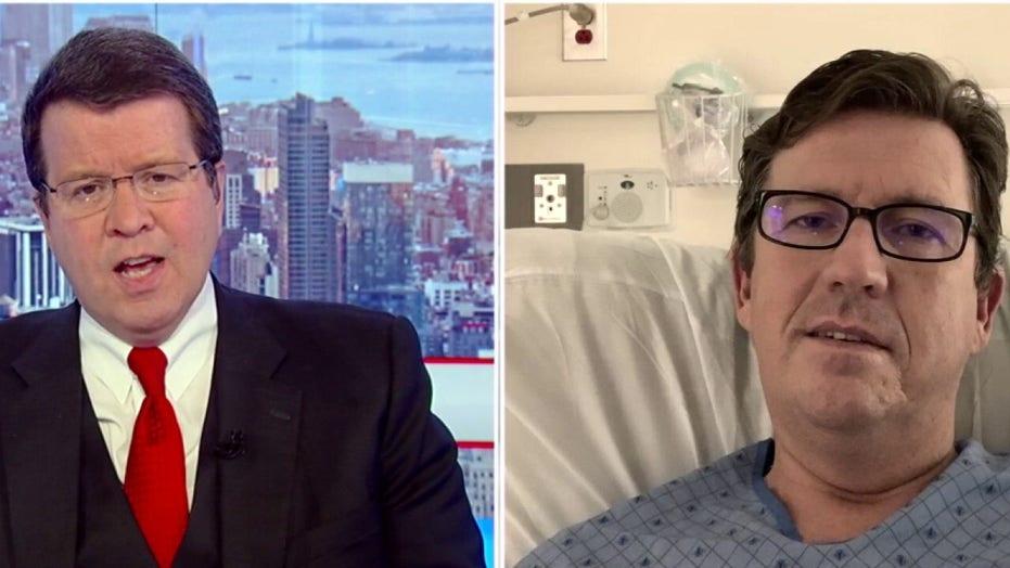 Utah man diagnosed with coronavirus speaks out from quarantine in California