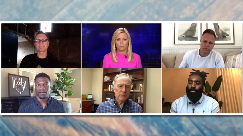 Special Father's Day edition of 'Ainsley's Bible Study' on Fox Nation