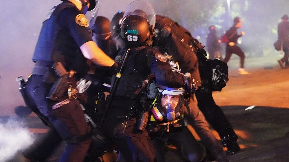 Portland police union rails against 'defund police' commissioner after riot squad resignations
