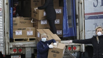 Volunteers across America step up to help neighbors in need during COVID-19