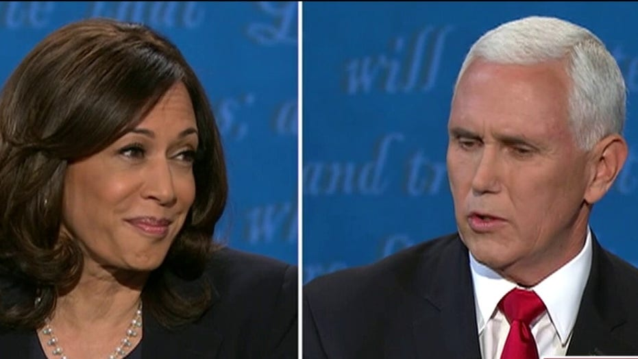 James Carafano: At VP debate, Pence, Harris and also foreign policy showed up
