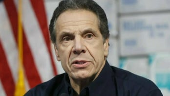 AOC, top NY congressional Dems call for Cuomo's resignation amid allegations