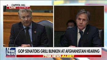Blinken admits US doesn't know who was killed in Kabul airstrike, review ongoing