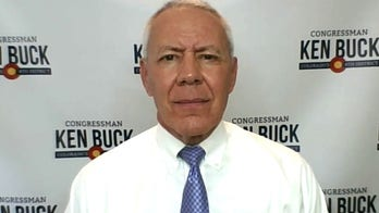 Rep. Buck: Biden's attempt at 'shutting down' COVID discussion is 'disgraceful'