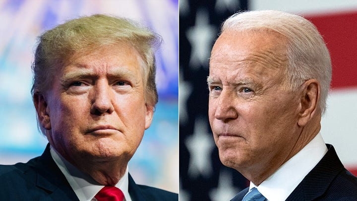 Trump hits Biden over Afghan exit