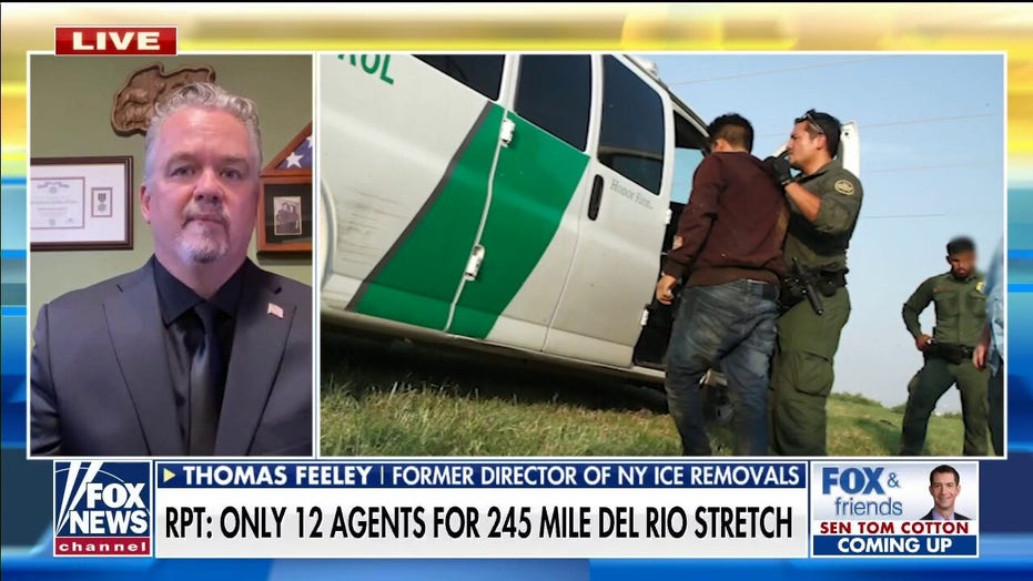 Former ICE official: Biden sending a message that he does not care about illegal immigration