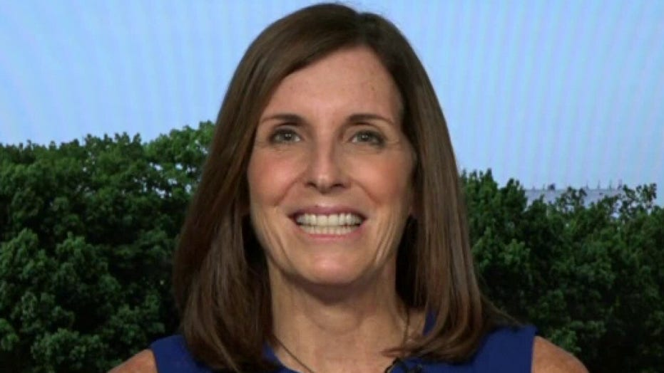 Sen. McSally on facing Democrat Mark Kelly in Arizona Senate race