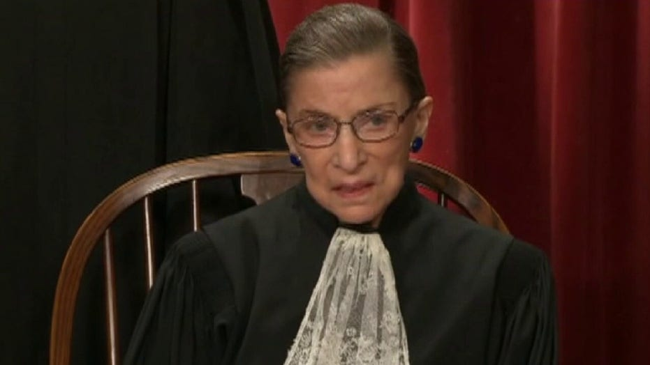 Moving forward: Ginsburg death leaves vacancy ahead of election