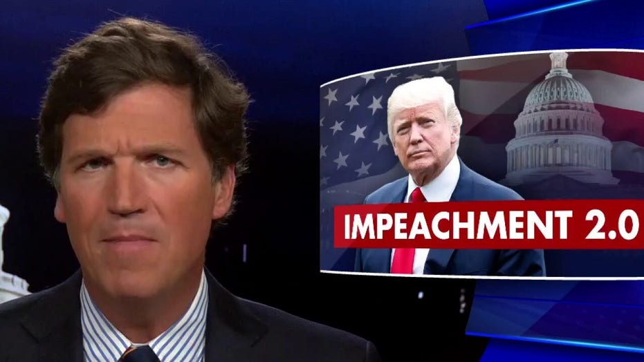 Tucker: Impeaching Trump only enhances his stature with GOP voters